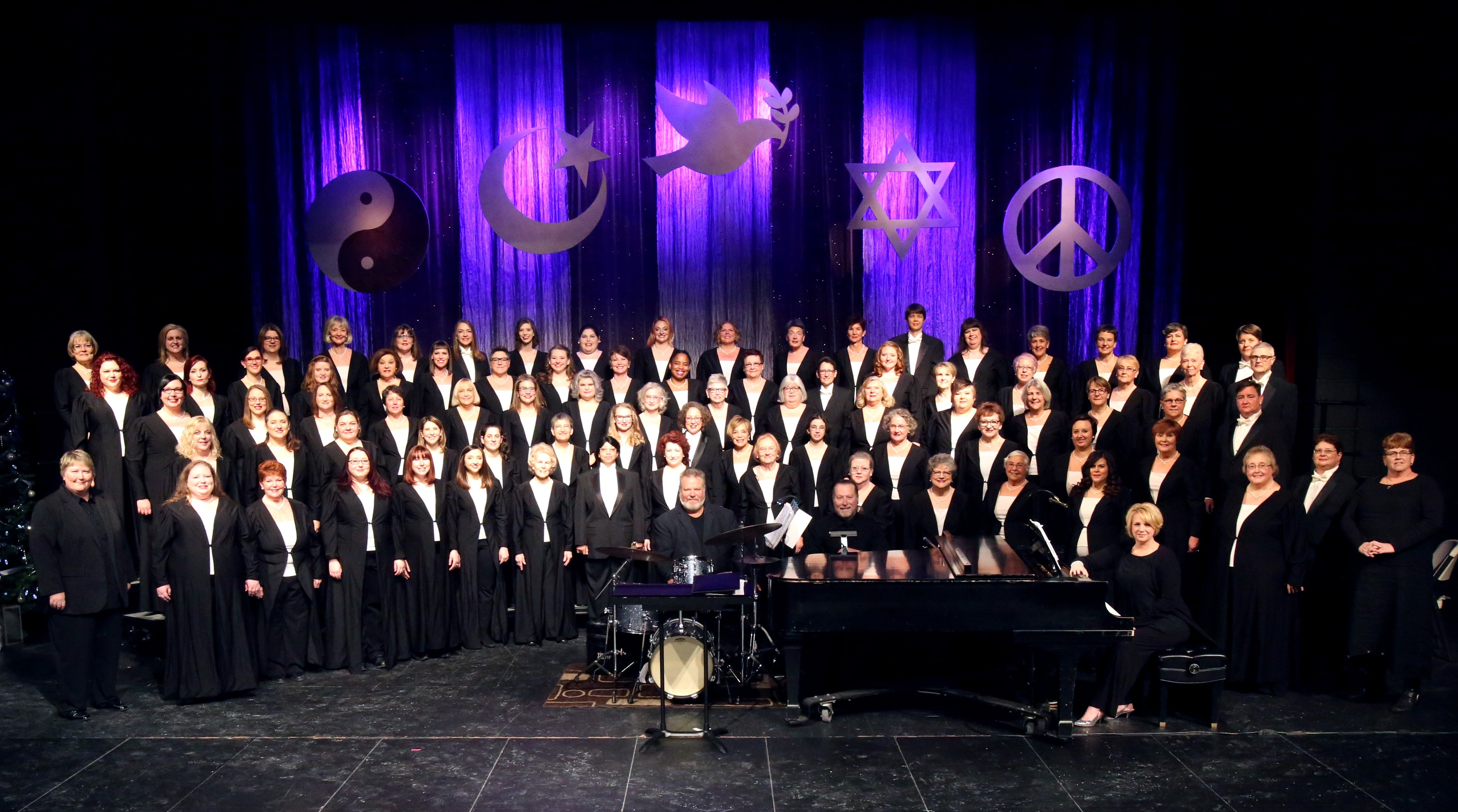 LIBERTY & MUSIC FOR ALL: Choral ensembles stand up for tolerance, justice, artistry