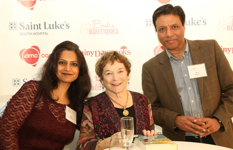 Saint Luke's Foundation's Books & Boutiques Patrons' Party
