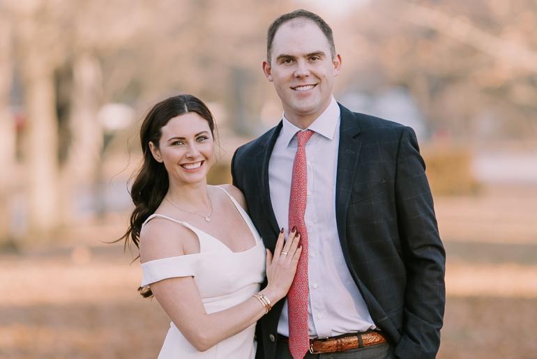 Congratulations, Maggie & Tucker!