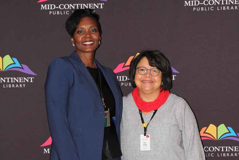 Mid-Continent Public Library – Legacy Luncheon