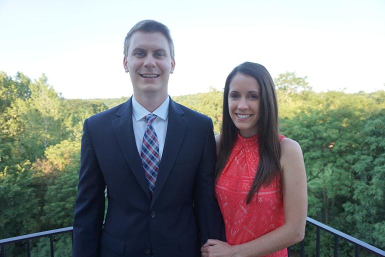 Congratulations, Michelle & Patrick!