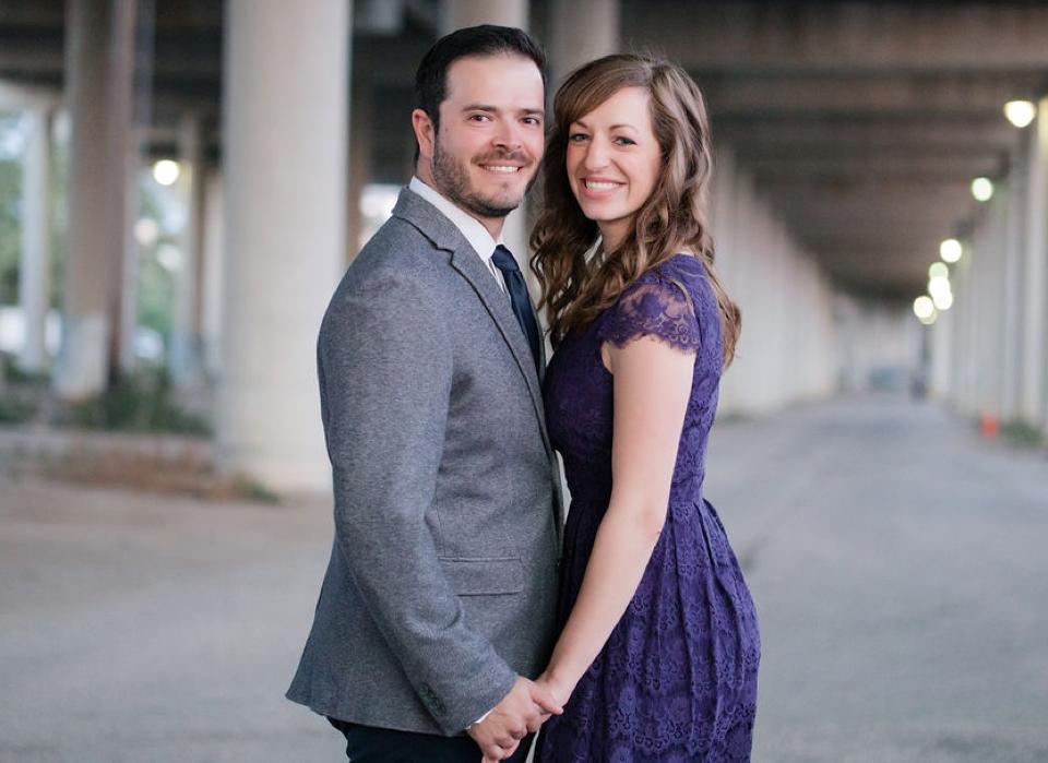 Congratulations, Justine & Ryan!