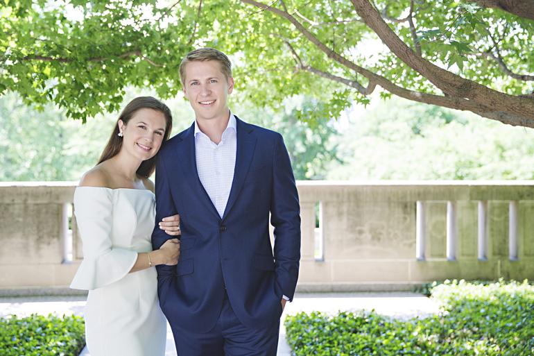 Congratulations, Jessica & Adam!