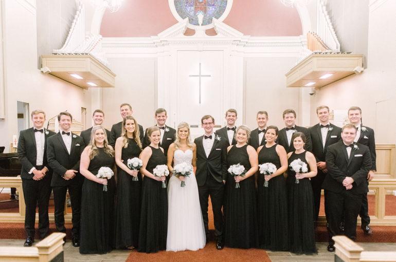 Congratulations, Mr. & Mrs. Nichols!