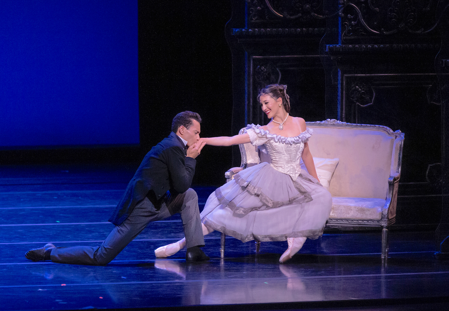 SUSPENSION OF BELIEF: Ballet presents Romantic-era tale of love and death