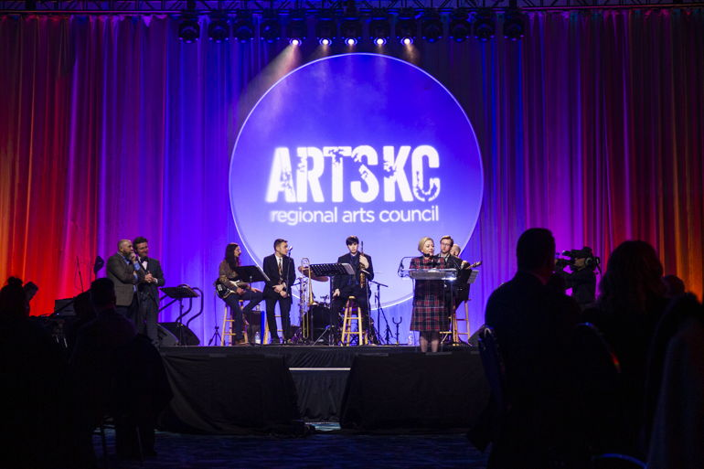 ArtsKC Regional Arts Council – Annual Awards Luncheon