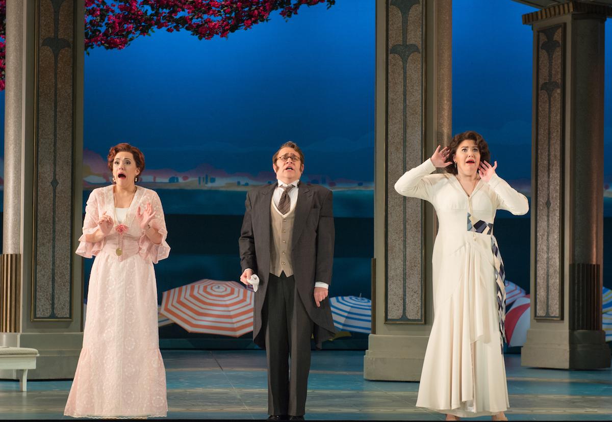 ANALYZETHIS: Lyric's 'Così' is scintillating fun that spares us needless exegesis
