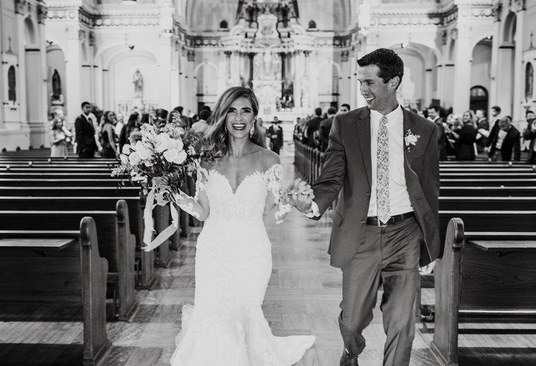 Congratulations, Kaitlin & Cooper!