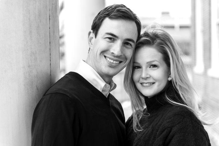 Congratulations, Sara & George!