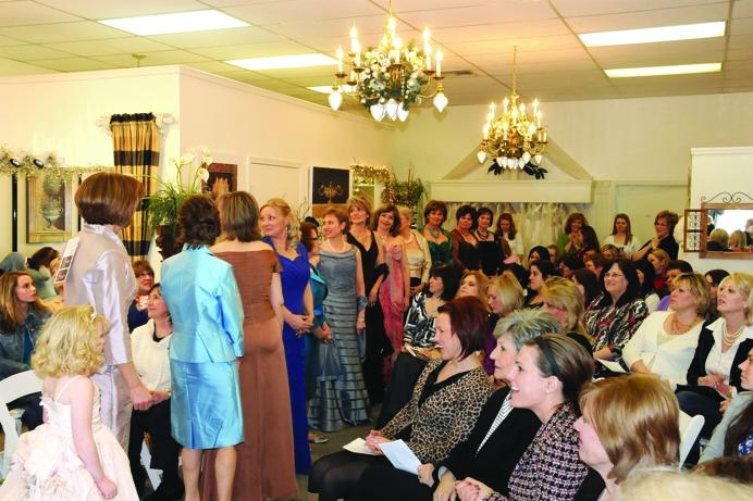 Ida's Bridal – Model Mothers