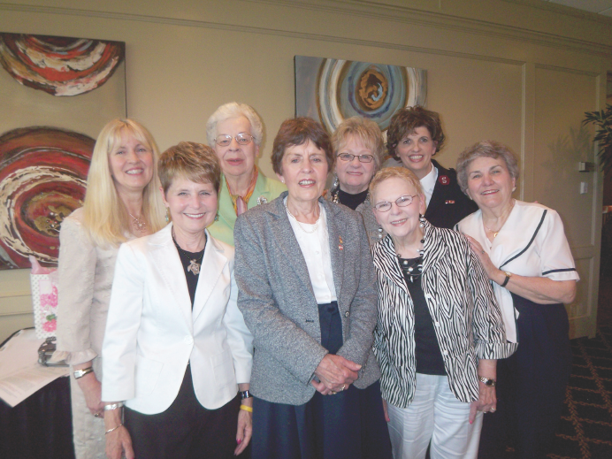 Salvation Army Women's Auxiliary – Spring Luncheon