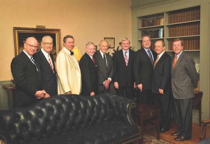 The Kansas City Club – Presidents' Dinner