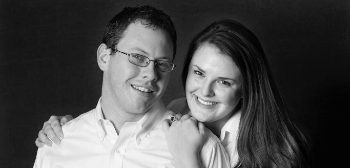 Congratulations, Megan & Weston!