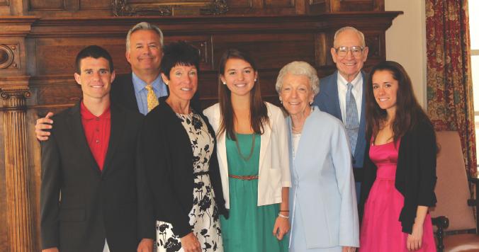 Gorman Family – Easter Day Brunch
