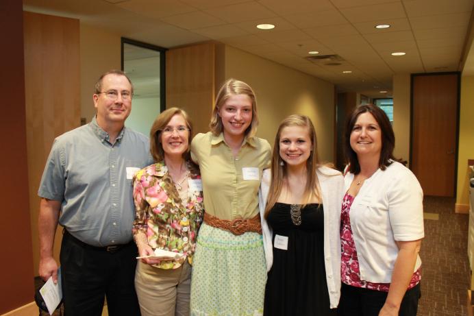 Women's Foundation of Greater Kansas City – Rachel Alexandra Girls Grant Project