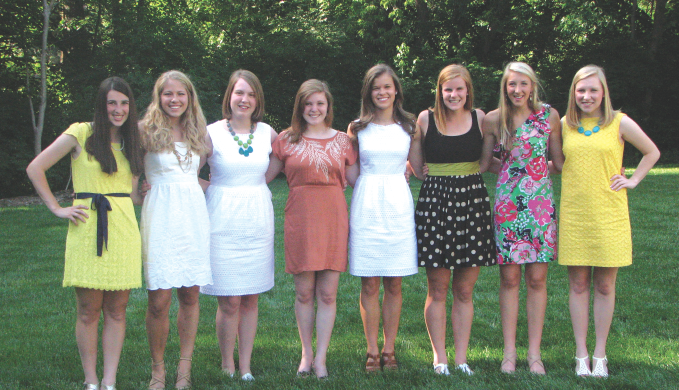 Off to College – Class of 2012
