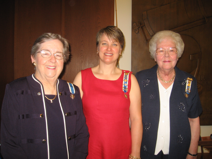 Westport Chapter Daughters of the American Revolution – 75th anniversary