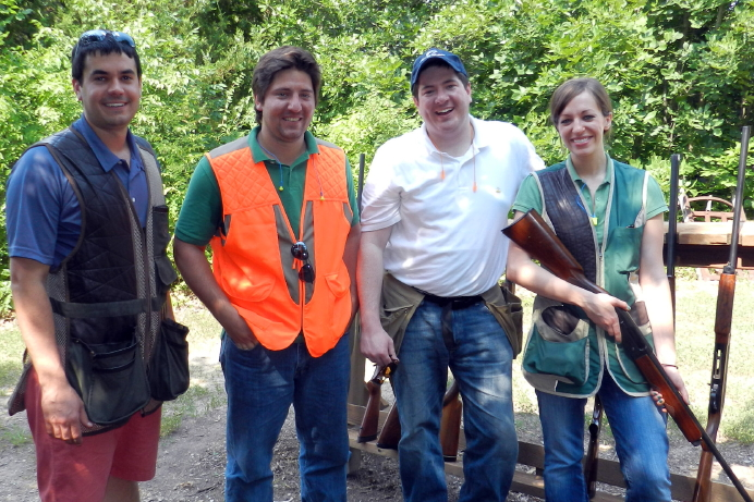 The Kansas City Club – Sporting Clays