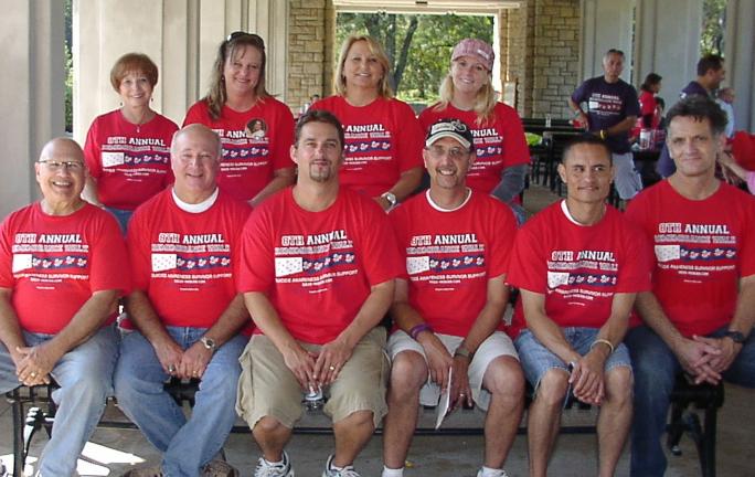 Suicide Awareness Survivor Support – Remembrance Walk