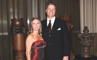 In The Spotlight – Kristin and Dr. Andrew Armstrong