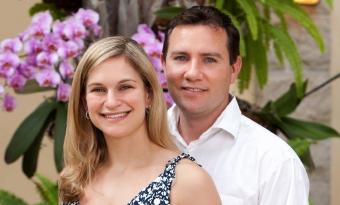 Congratulations, Melissa & Michael!