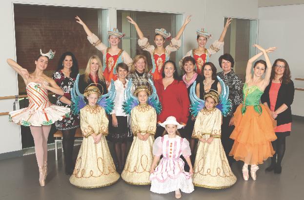 Kansas City Ballet Guild – Nutcracker