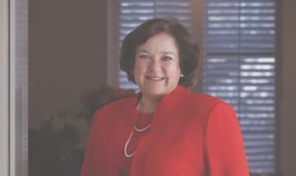 Jewel Ball Chairman – Margaret Hall Pence