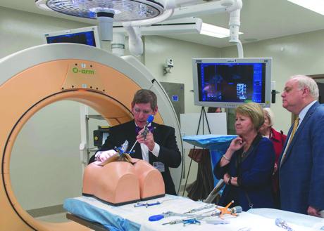 Saint Luke's Neuroscience Institute – Grand Opening
