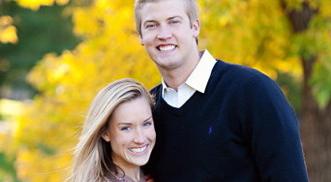 Congratulations, Jennifer & Kyle!