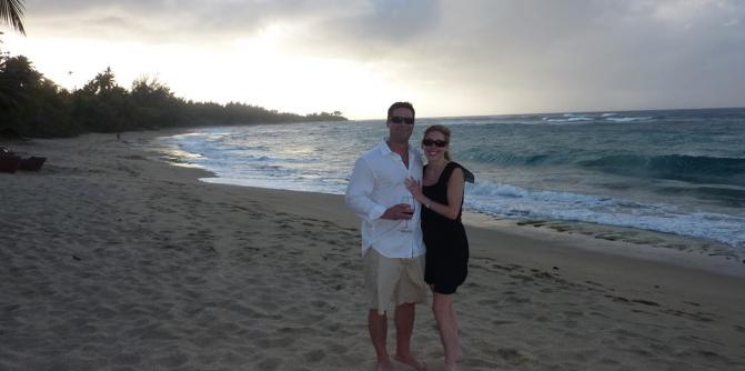 Congratulations, Mandy & Joseph!
