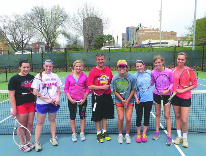 WIN for KC – Tennis Clinic