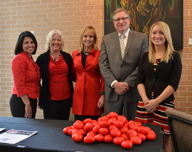 American Heart Association – Go Red for Women Luncheon