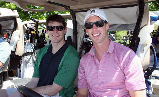 The Ben and Betty Zarda Family– Annual Golf Classic