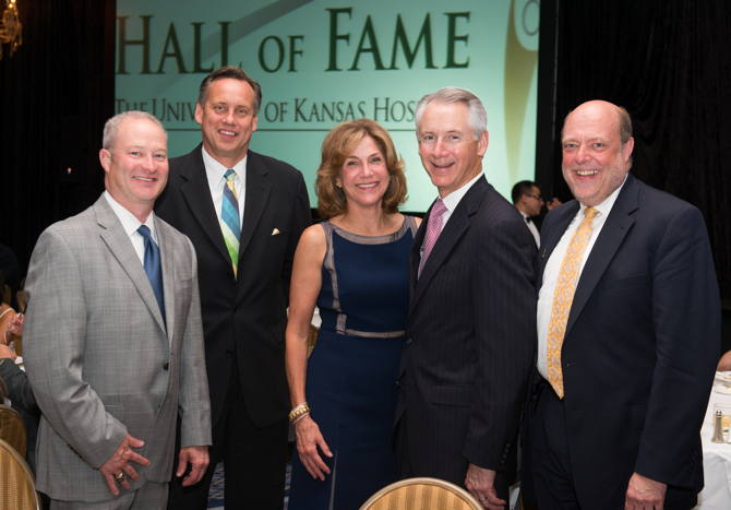 The University of Kansas Hospital – Hall of Fame