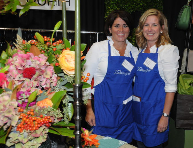Belles of the American Royal – Tablescapes