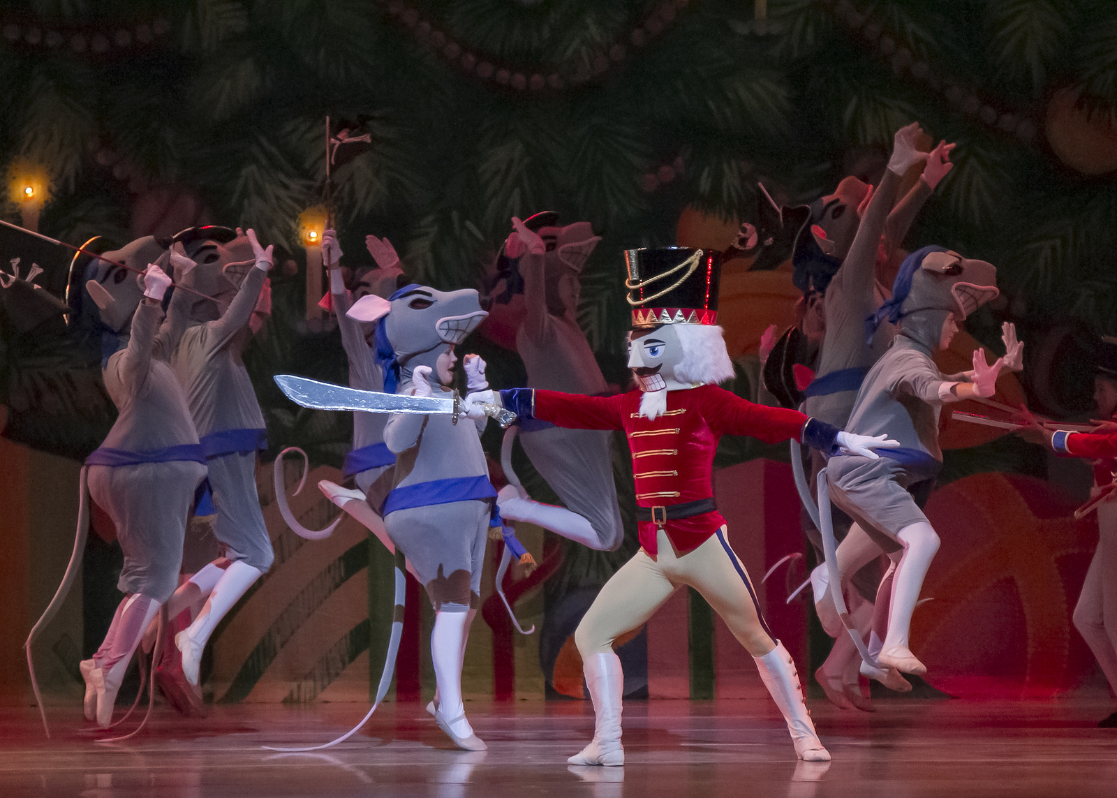 OLD WINE IN NEWISH BOTTLES: KC Ballet presents bright, dusted-off version of holiday classic