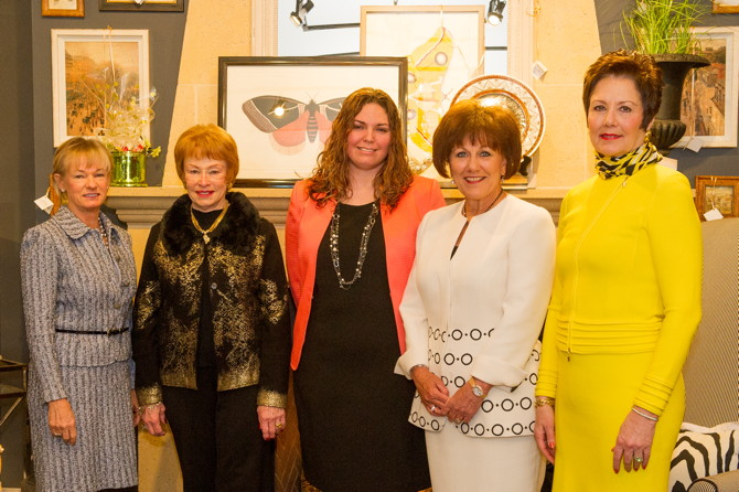 Hats Off to Mothers – Honoree Tea