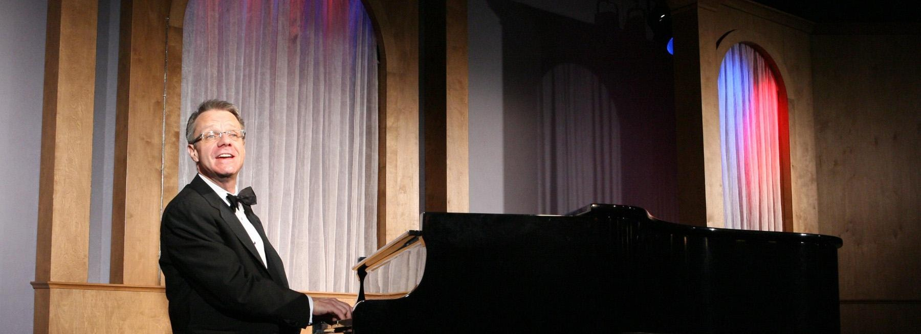 HERE TO STAY: Quality Hill Playhouse offers generous array of Gershwin's amazing talents