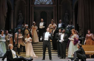 BATS IN THE BELFRY: Lyric's Fledermaus offers fine singing, excellent scenic design, firm direction