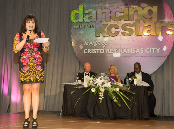 Cristo Rey Kansas City – Dancing with the Kansas City Stars