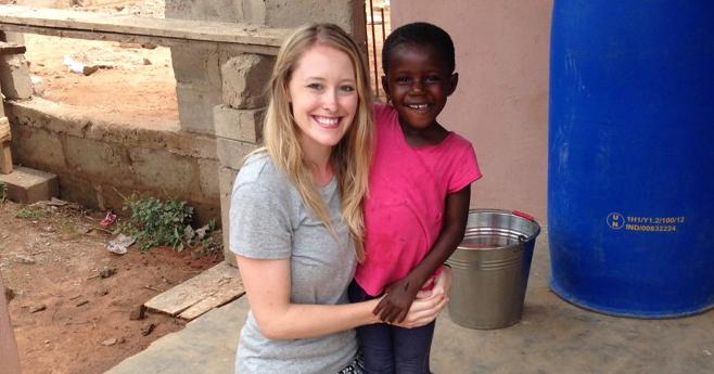 Cheers to Volunteers! – Stephanie Sheldon
