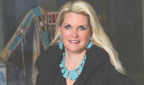 Jewel Ball Chairman – Ellen Benson Merriman