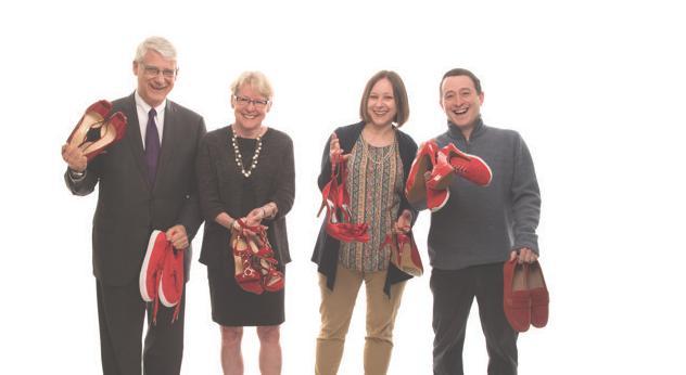 Ronald McDonald House Charities of KC – Red Shoe Shindig