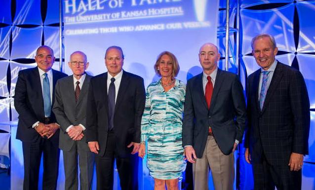 The University of Kansas Hospital – Hall of Fame Dinner Awards Celebration