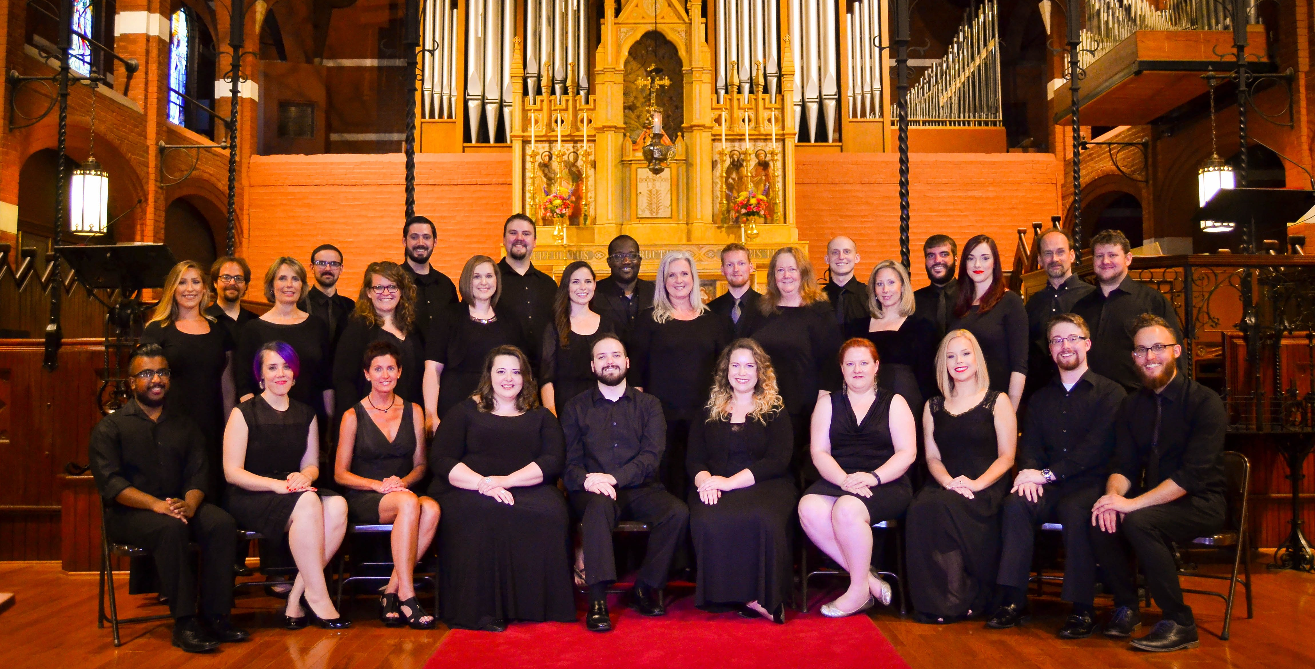 IF YOU BUILD IT, WILL THEY COME? New choir amazed by local interest