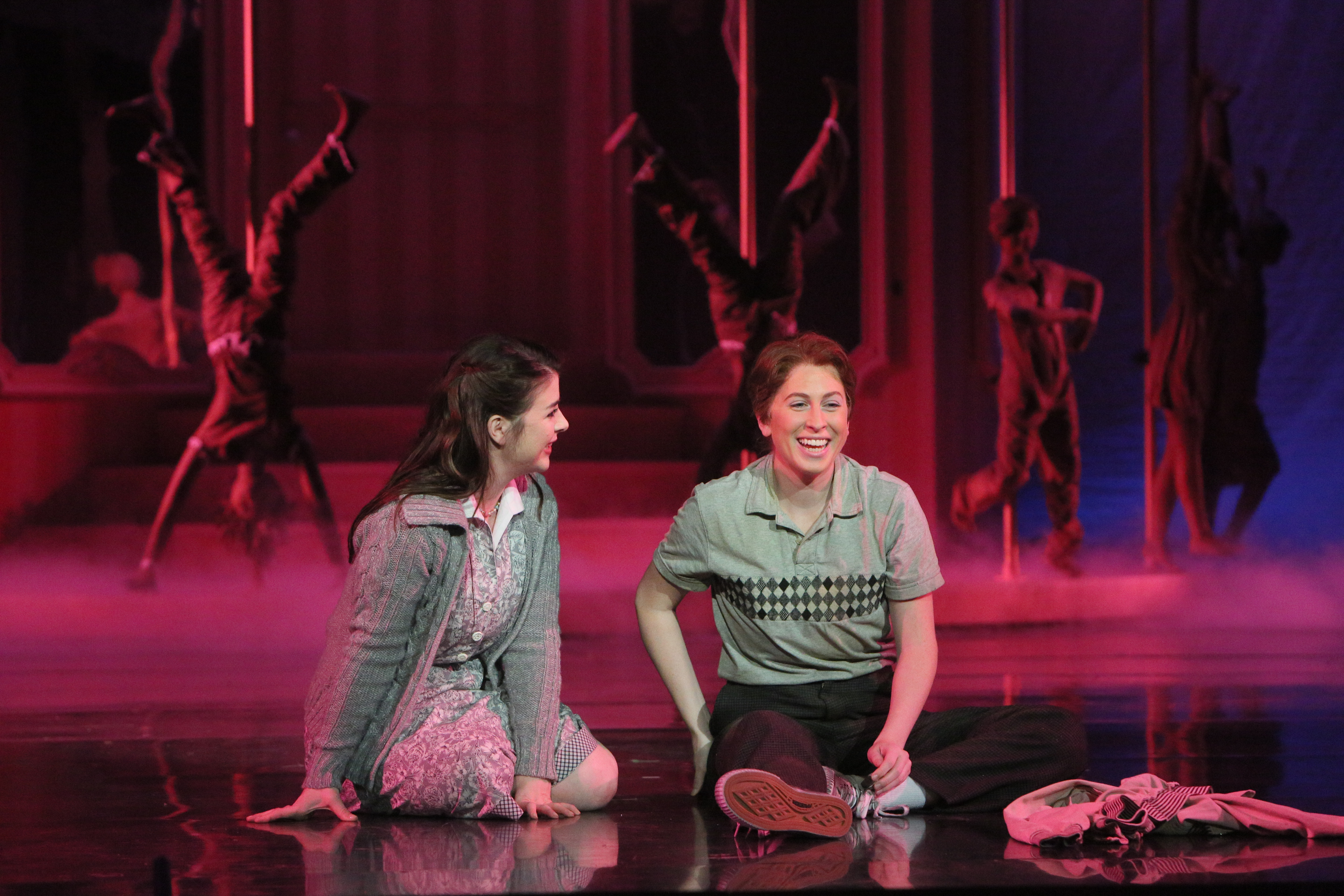STOP CLOWNING: Lyric's season opener retells Grimm tale with wit and a tad of darkness