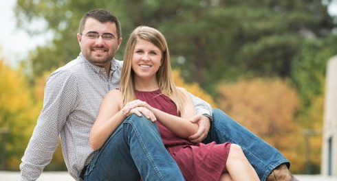Congratulations, Molly & Nathan!