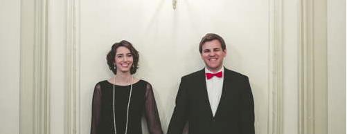 Congratulations, Katherine & Austin!