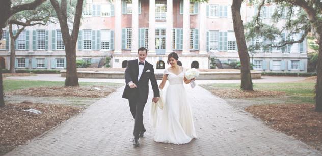 Congratulations, Lizzie & Andrew!