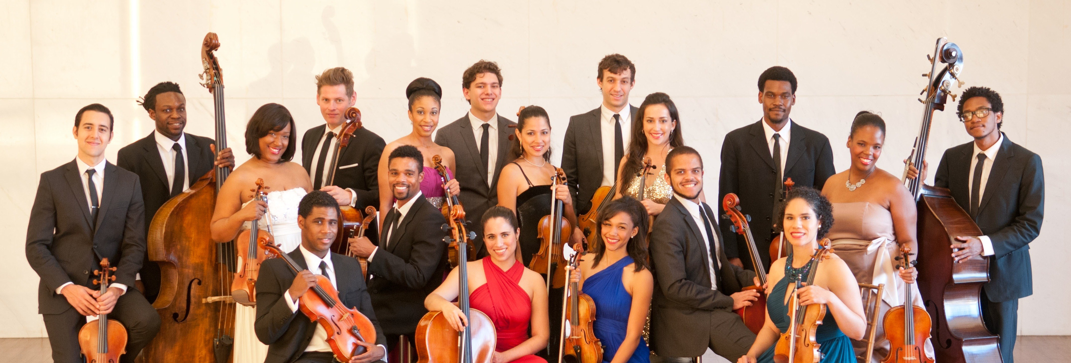 WELCOME TO THE (DIVERSE) FUTURE: Harriman series presents pioneering classical ensemble